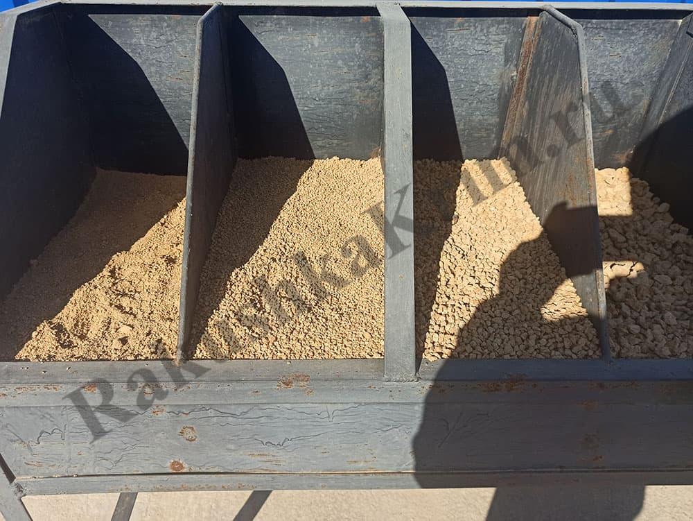 Тырса в бетоне свойства строительный раствор